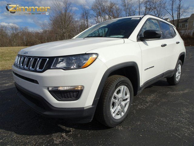 fwd jeep compass new utility inventory latitude sport in humble