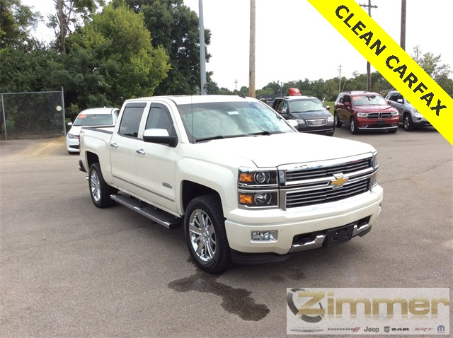 Pre Owned 2014 Chevrolet Silverado 1500 High Country