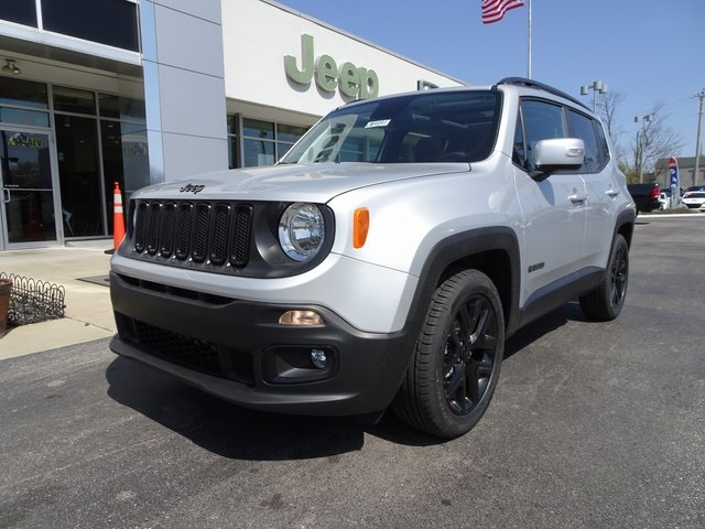 New 2018 JEEP Renegade Laude Sport Utility in Florence #J18441 ...