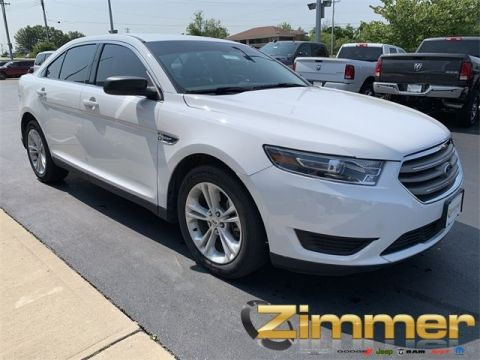 Pre-Owned 2018 Ford Taurus SE