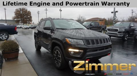 2020 JEEP Compass Trailhawk